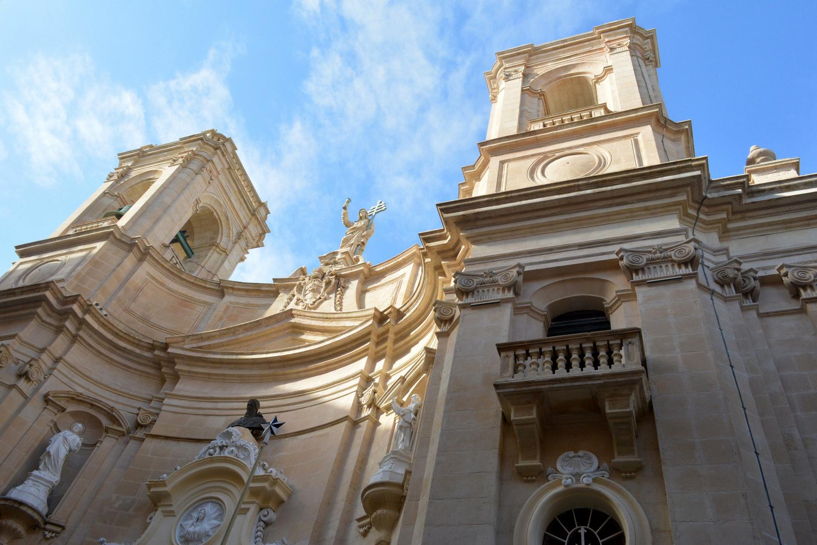 Церкви Валлетты