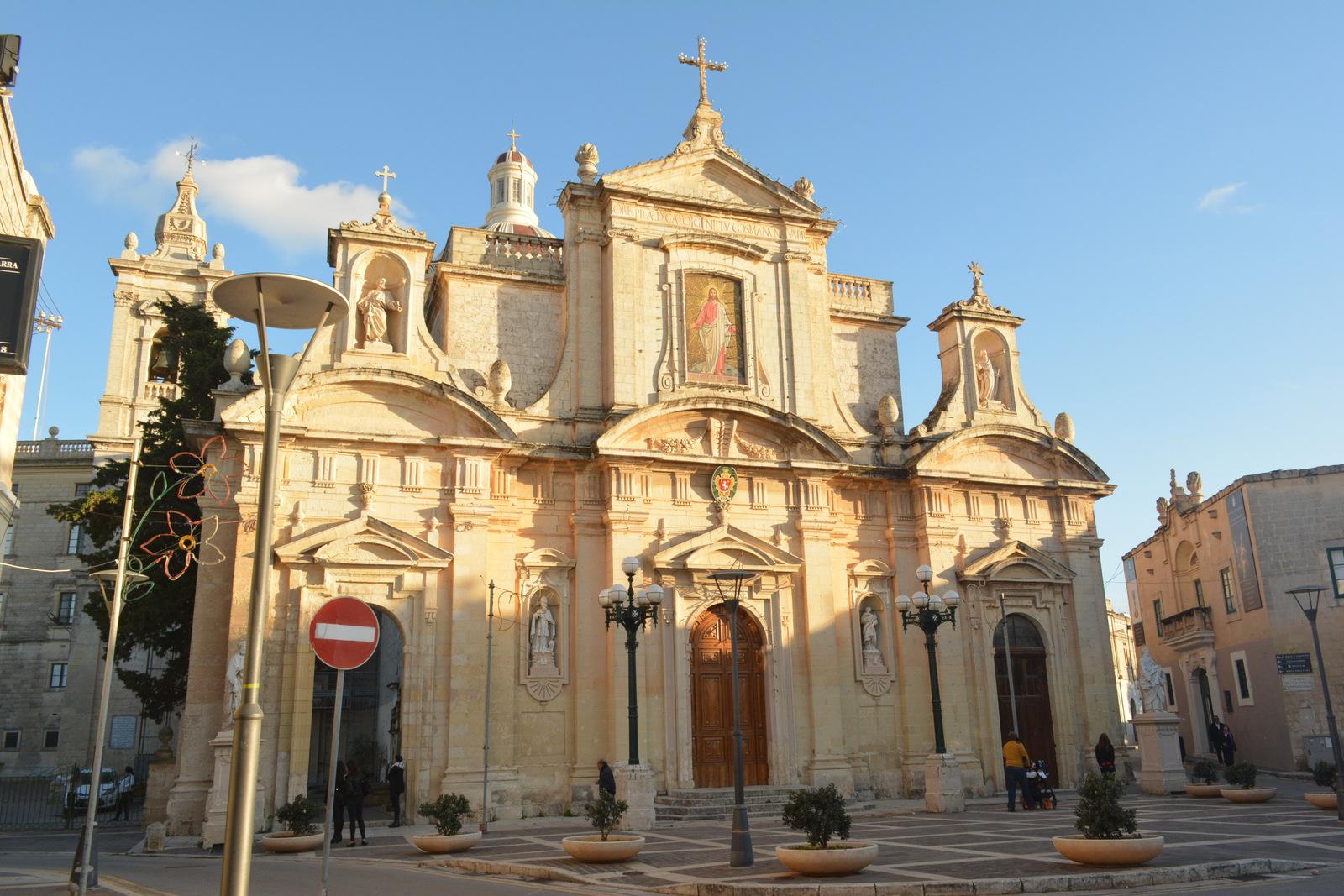 Рабат, церковь Святого Павла