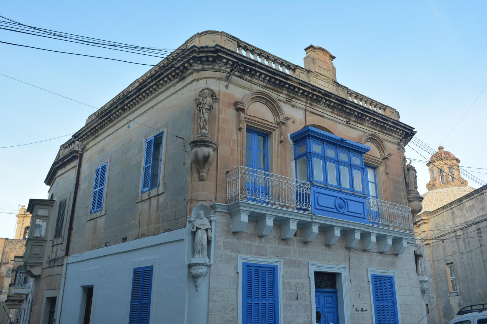 Балконы в Рабате