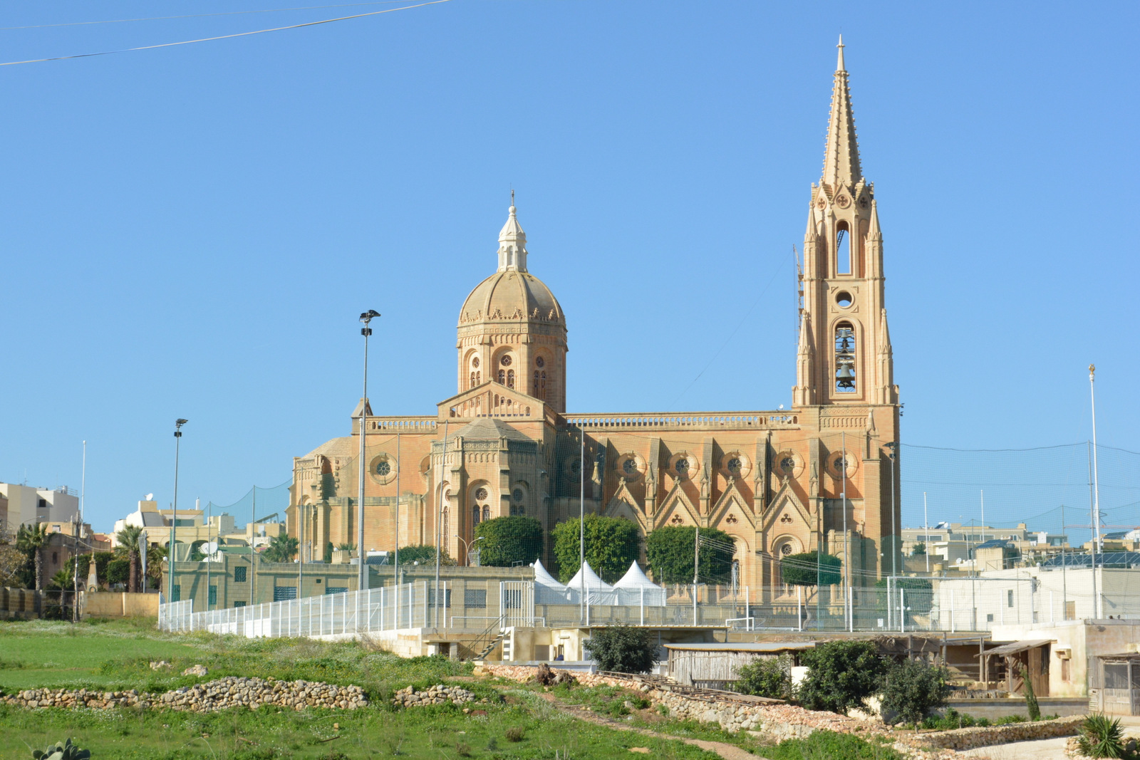церковь на острове Гозо