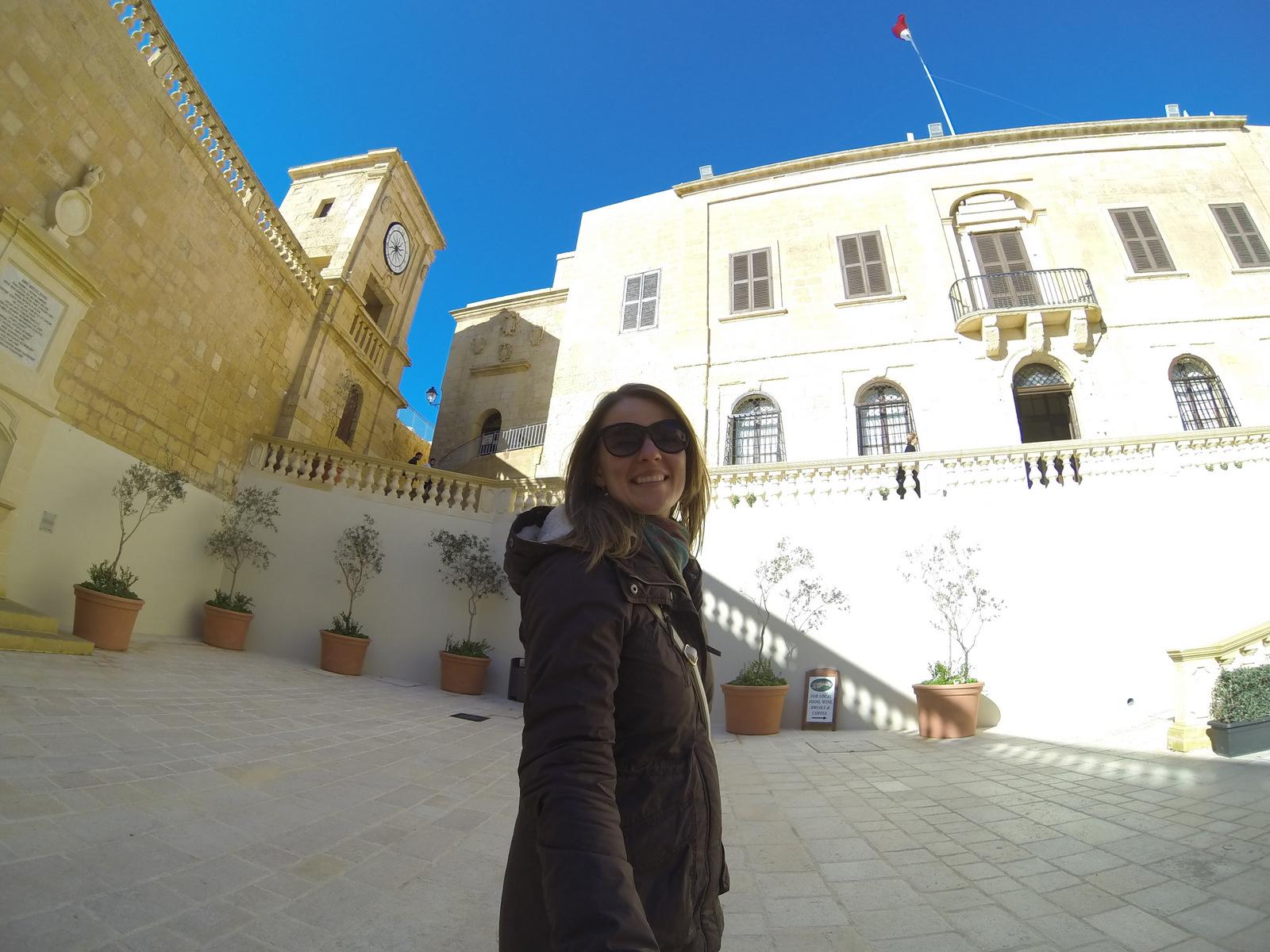 Цитадель в Виктории, Гозо, Мальта