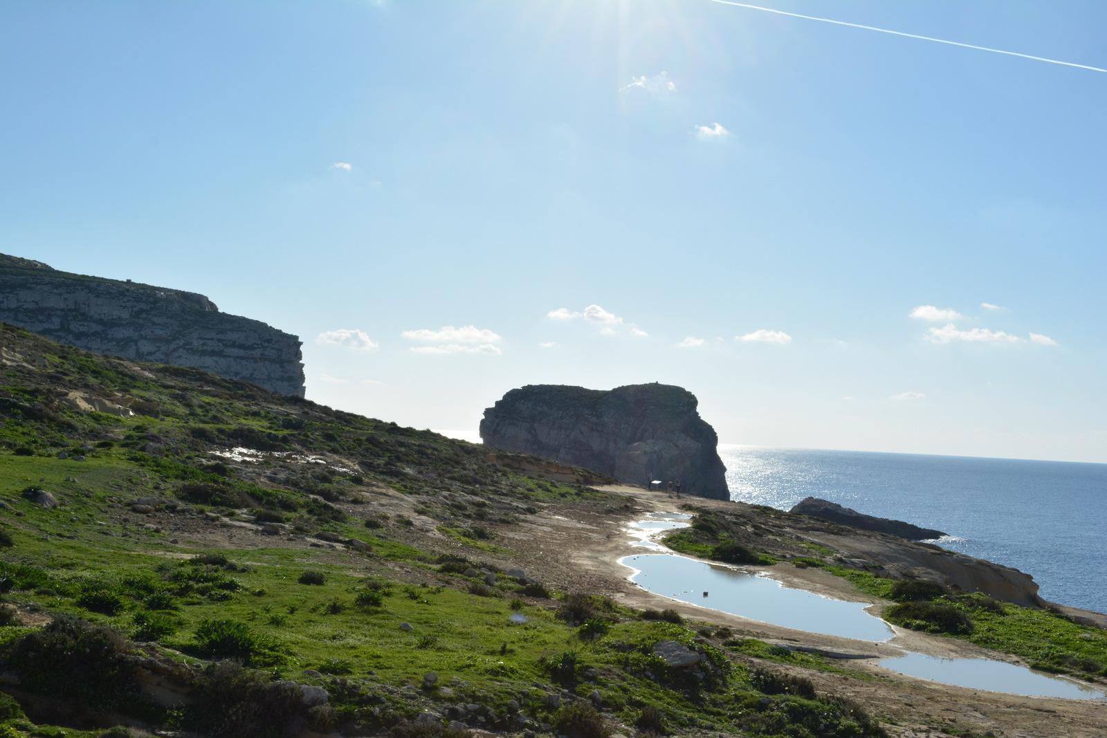 Лазурное окно, Гозо, Мальта