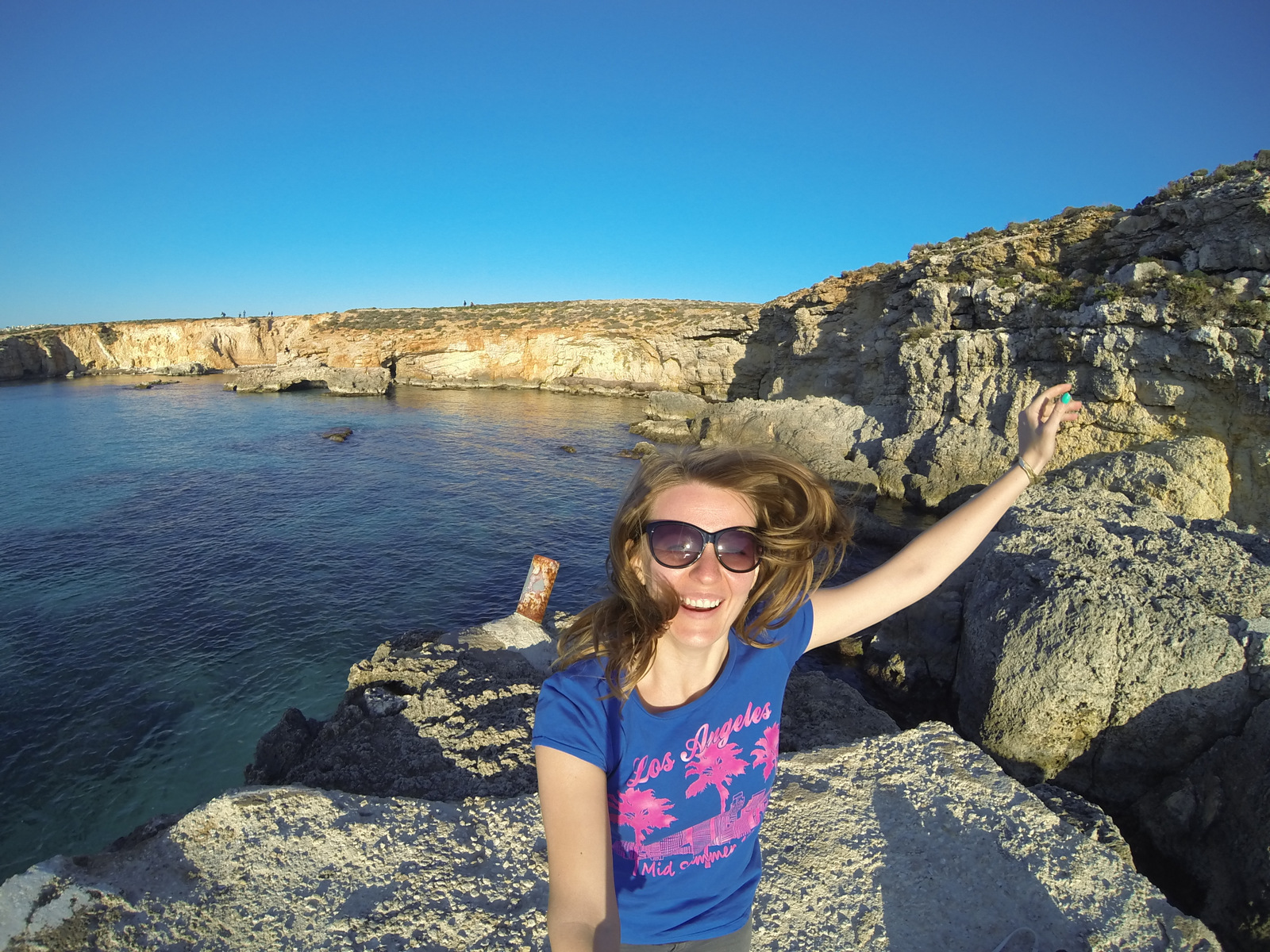 Голубая лагуна, Комино, Мальта