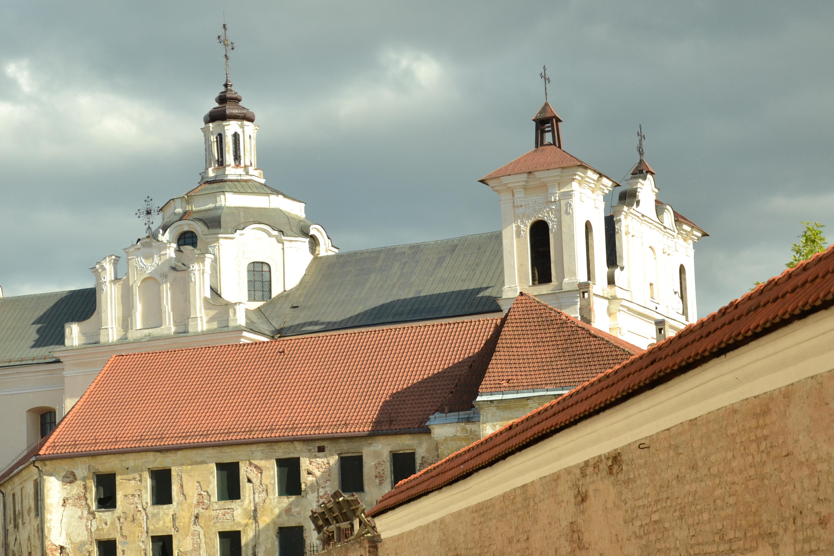Церкви Вильнюса
