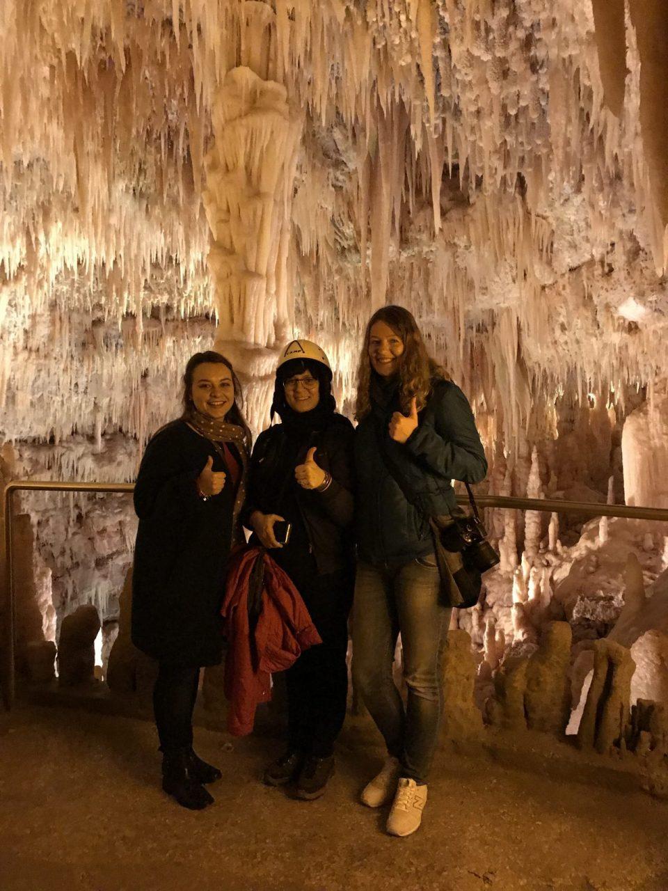 Гротта Бьянка - Кастеллана Гротте - Пещера Кастеллана - Что посмотреть в Апулии