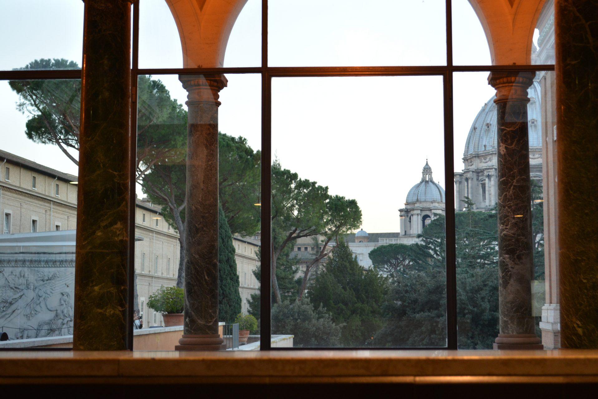 Что посмотреть в Риме. Музеи Ватикана