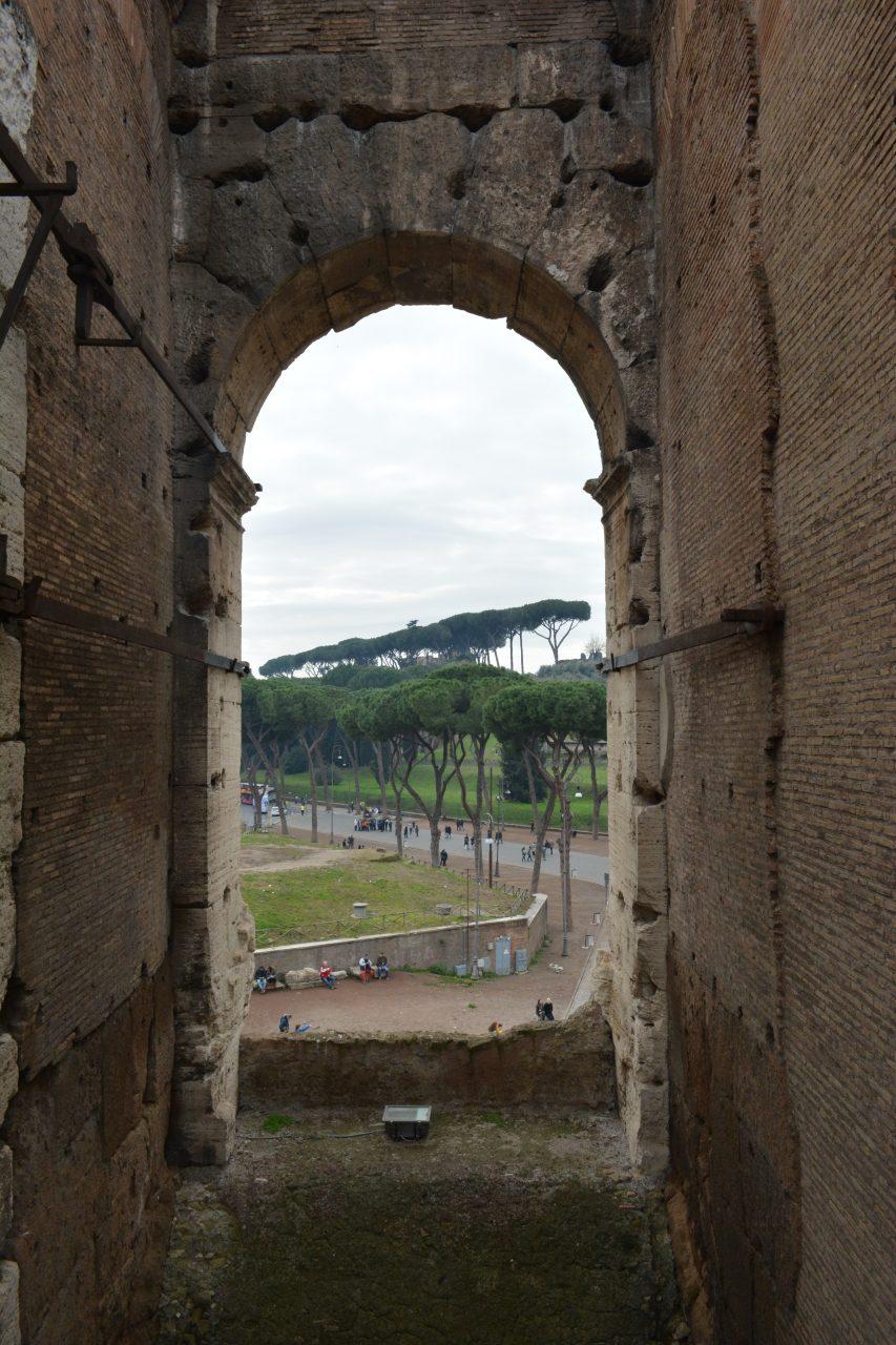 Колизей. Что посмотреть в Риме