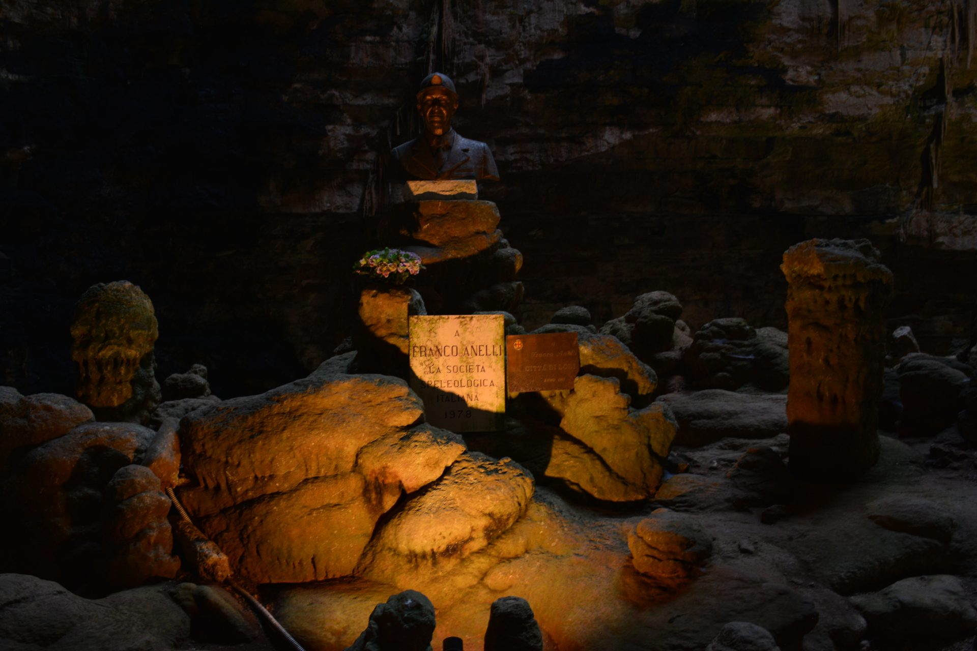 Кастеллана Гротте - Пещера Кастеллана - Что посмотреть в Апулии