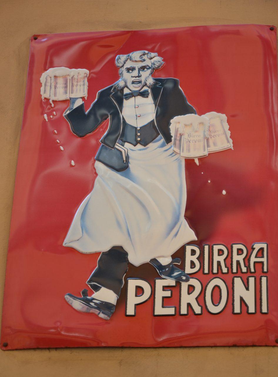 Где покушать в Риме - L'Antica Birreria Peroni