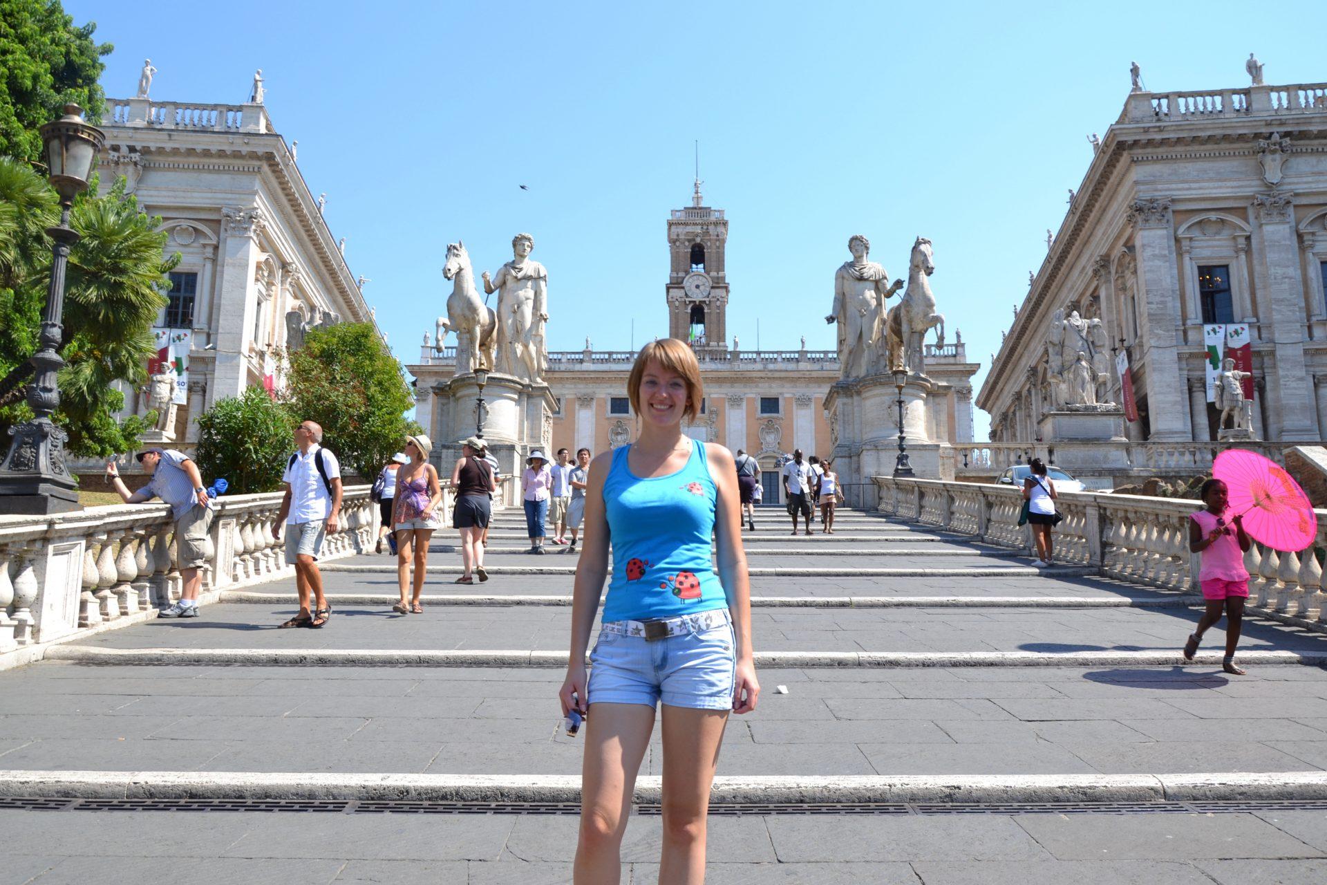 Капитолийский холм, Рим